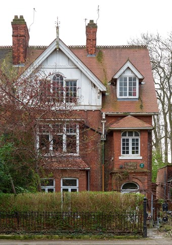 32 Pearson Park, home of poet Philip Larkin, is now Grade II listed
