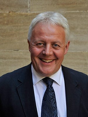 Duncan Wilson OBE Appointed First Chief Executive of Historic ...