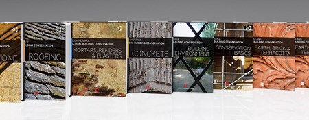 Image of the Practical Building Conservation series of books