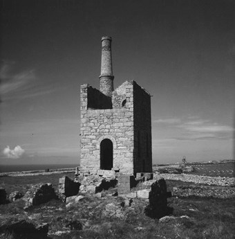 The engine house at Higher Levant Mine